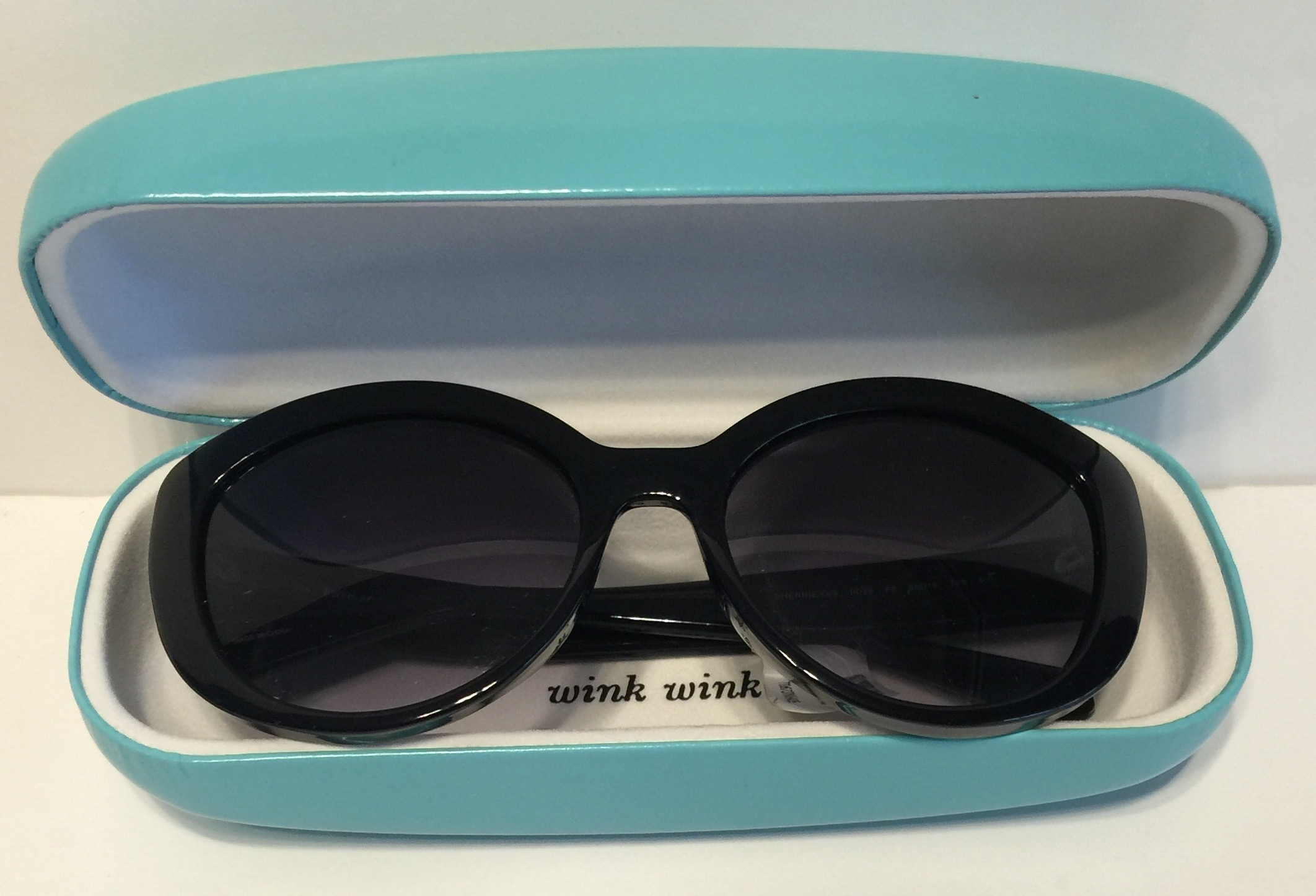 Kate Spade New York Safilo Sherrie Sunglasses 0d28 Black